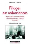 Pillages sur ordonnances